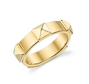 modelo aliança, design, spykes, moderna, 2013, 2012, ouro amarelo,