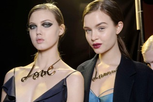 LANVIN_Backstage_Ready to wear fall winter 2013 Paris_February_2013