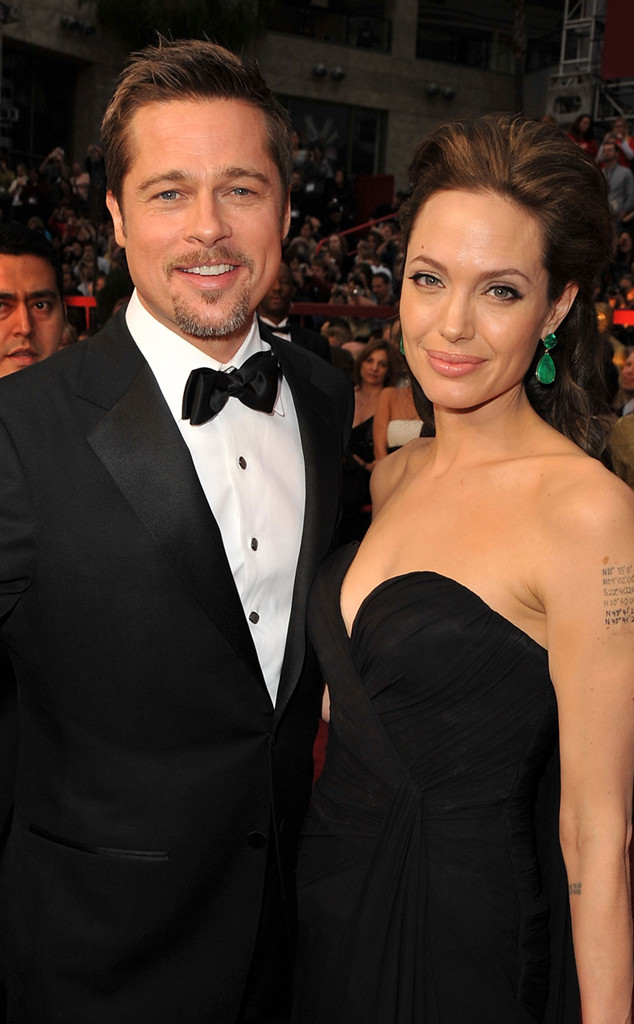 Brinco da Angelina Jolie