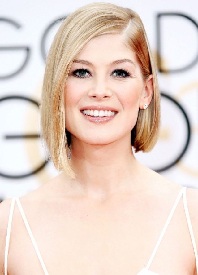 Rosamund Pike no golden globe
