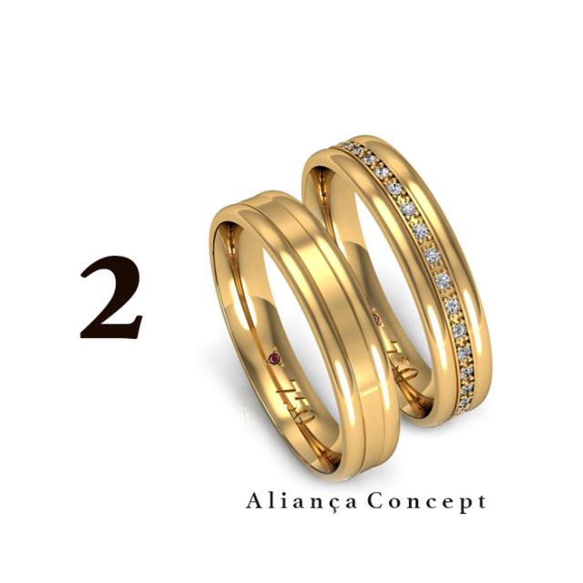 aliança concept