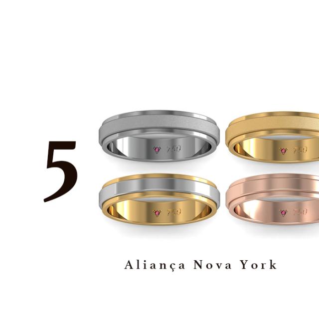 aliança nova york