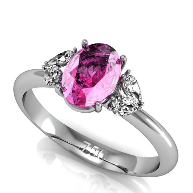 Celebre rosa quartzo