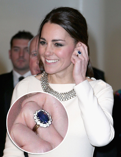 LONDON, ENGLAND - DECEMBER 05: (EDITORS NOTE: Retransmission of #453809497 with alternate crop.) Catherine, Duchess of Cambridge attends the Royal film performance of 'Mandela: Long Walk to Freedom' at Odeon Leicester Square on December 5, 2013 in London, England. (Photo by Chris Jackson - WPA Pool/Getty Images)
