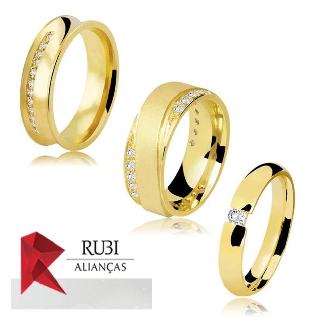 b8b1e777120 Rosana Negrão é uma boutique de joias que também trabalha com o e-commerce.  A joalheria possui alianças sofisticadas com a faixa de preço mais elevada.